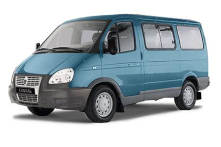 Автомобиль ГАЗ-22171 СОБОЛЬ Баргузин 6 мест