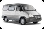 Автобус ГАЗ-2217 Баргузин (Соболь с низкой крышей)