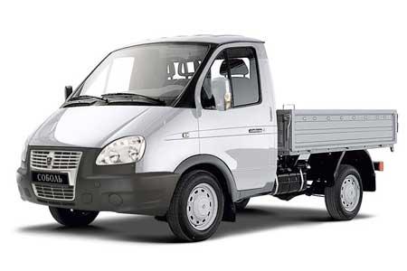 Автомобиль ГАЗ-23107 СОБОЛЬ бортовой полноприводный 4х4