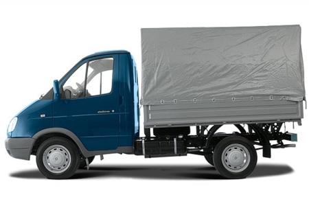 Автомобиль ГАЗ-2310 СОБОЛЬ бортовой