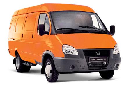 ГАЗ-27057 полноприводная ГАЗель 3 места фургон цельнометаллический