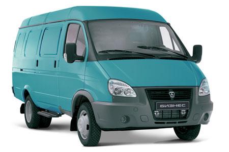 ГАЗ-2705 ГАЗель фургон цельнометаллический 3 места