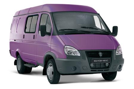 ГАЗ-27057 полный привод фургон цельнометаллический 7 мест