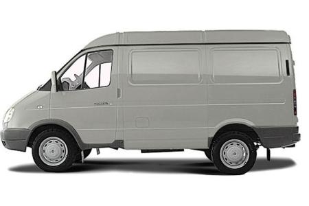 Автомобиль ГАЗ-27527 СОБОЛЬ 4x4 полноприводный фургон цельнометаллический 3 места