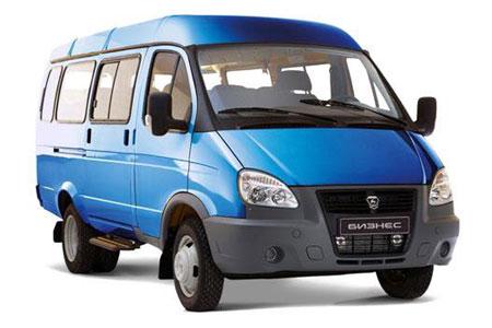 ГАЗ-322173 ГАЗель 4х4 полноприводный автобус 13 мест