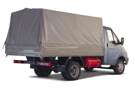 Автомобиль ГАЗ-33025 бортовой 3м бензиновый с ГБО
