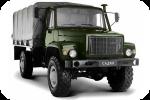 ГАЗ-3308 САДКО полноприводный 4x4 грузовик
