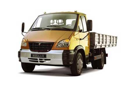Автомобиль ГАЗ-33106 ВАЛДАЙ бортовой удлиненный