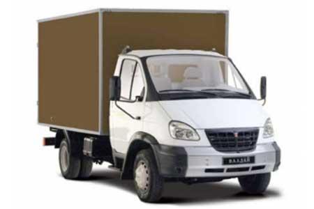 ГАЗ-33106 ВАЛДАЙ автофургон промтоварный